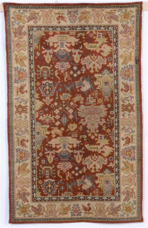 tappeto anatolico tappeto anatolico ushak inizio xx secolo tapis anciens
