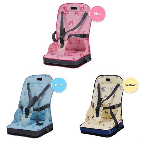 feeding booster seat for 3 year baby high chair portable foldable booster seats fashion