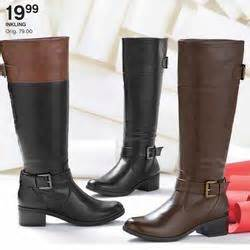 amazon black friday deals on womwns boots rampage inkling womens boots black tan at belk black