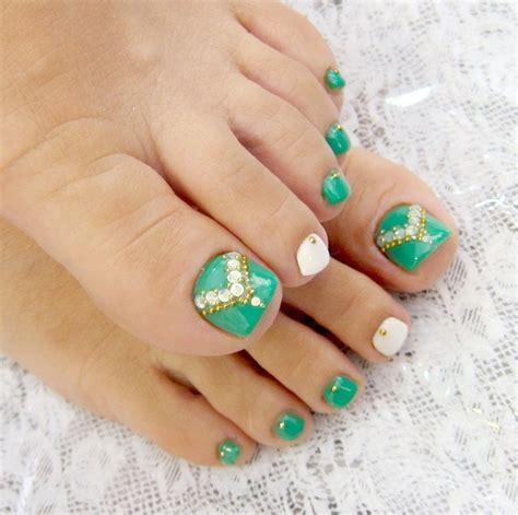 pedicure designs simple nail designs for beautiful nailkart