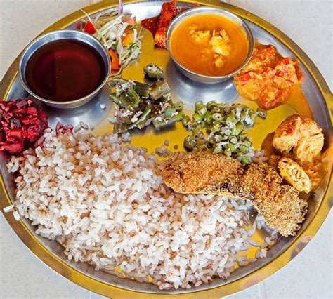 No curry is complete without rice - Goa's staple food