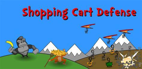 shopping cart apk hunterdownhd apk shopping cart defense apk