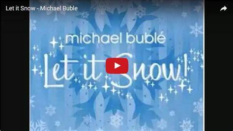 let is snow testo canzoni natalizie tradizionali let it snow let it snow