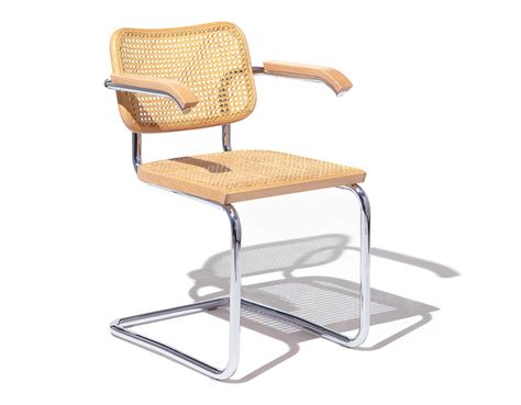 cesca armchair cesca chair with cane seat hivemodern com