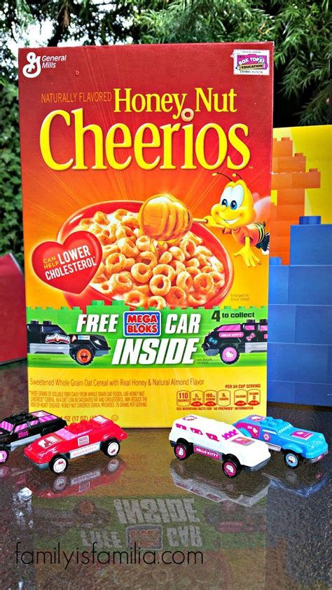 General Mills Giveaway - general mills cereal fun giveaway family is familia