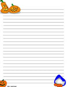 Halloween Printable Writing Paper Search Results For Free Holiday Writing Paper Calendar