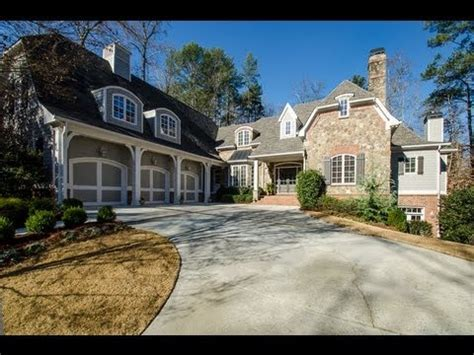 2 million dollar luxury home in atlanta ga 4992 rebel