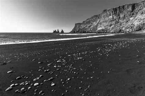 black sand beach iceland black sand beach iceland