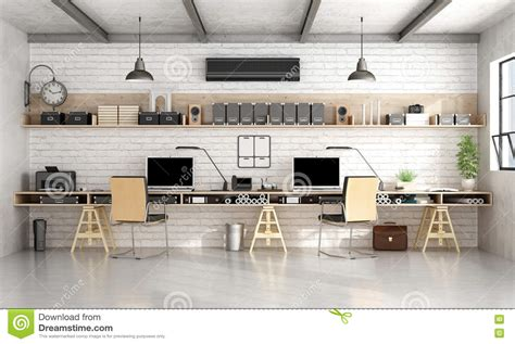 architecture styles architecture or engineering office in industrial style