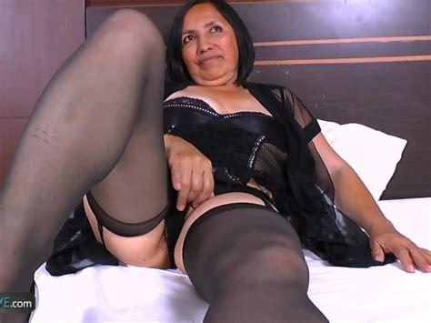 Agedlove Horny Mature Latina Chick Hardcore Sex Free