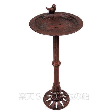 ginnofune rakuten global market bird feeder table round