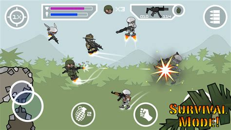 doodle army 2 free upgrade doodle army 2 mini militia updated to v3 0 136 with new
