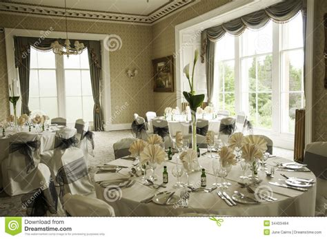dining room table setting dining room stock images image 34403484