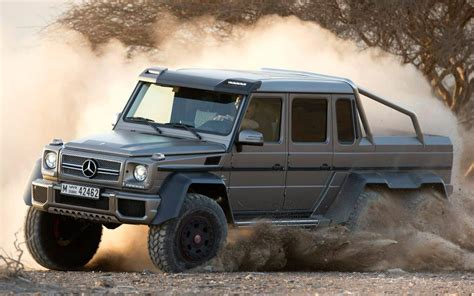 Mercedes G63 Amg 6x6 by Mercedes G63 Amg 6x6 2013 Netcarshow