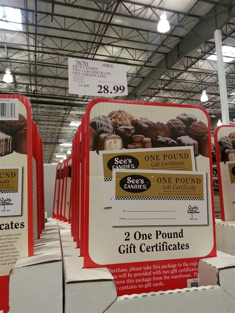 See S Candy Gift Card Costco - costo gift card offers