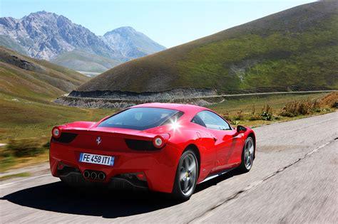 Ferrari 458 Details by Ferrari 458 Italia Pictures And Details Autotribute