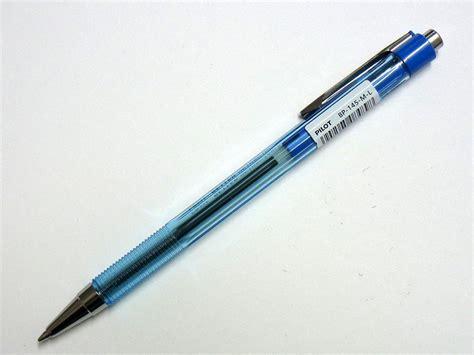Pilot Pen New Bp 1 Pulpen Ballpoint Pilot pilot better retractable point pen bp 145 m medium