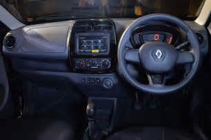 Renault Kwid Interior New Renault Kwid Interior Images