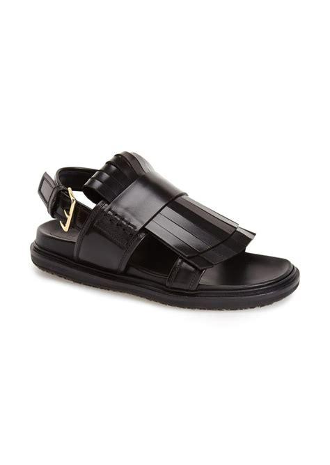 marni sandal marni marni fussbett sandal shoes shop it to me