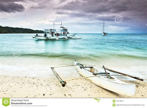 fishing boat business philippines philippine boat stock images image 19118814