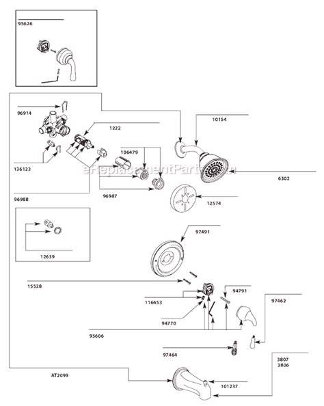 moen monticello parts diagram moen t2442 parts list and diagram ereplacementparts