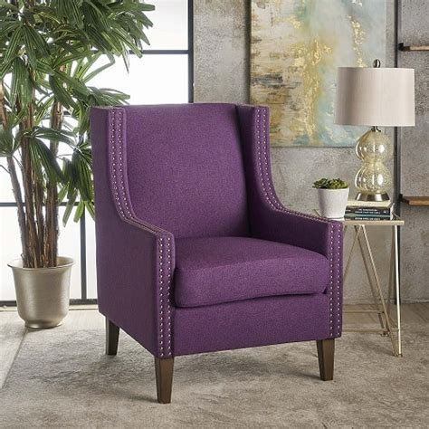 purple living room chair best selling luxurious purple accent chairs living room on