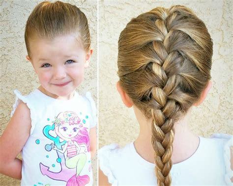 plait hair parents easy braid hairstyles for school mum s grapevine