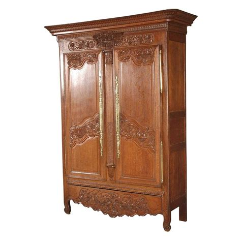 carved armoire french carved oak armoire jayne thompson antiques inc