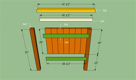 building a bed headboard how to build a bed frame howtospecialist how to