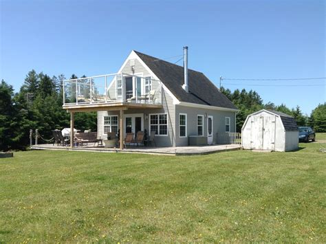 Charlottetown Cottages For Rent by Harbourfront Cottage 3 Br Vacation Cottage For Rent In