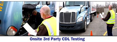 test cdl truck driving school cdl testing in kansas city