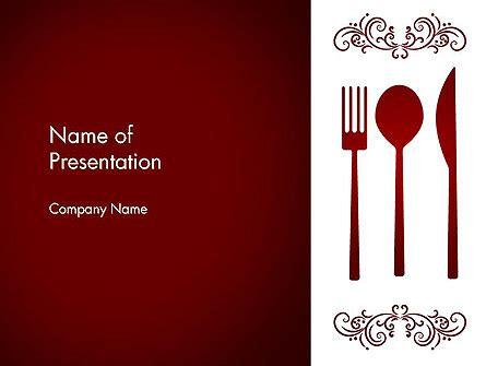 restaurant menu powerpoint template restaurant presentation template enaction info