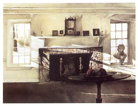 big room andrew wyeth big room