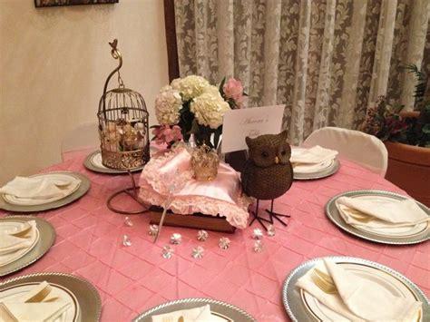 Princess Aurora Baby Shower Centerpieces And Shower Princess Wedding Centerpieces