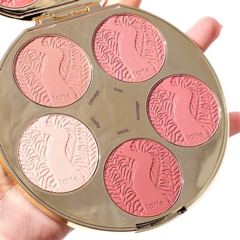 Sold New Tarte Unstoppable Clay Amazonian Blush Powder 1698 best images on makeup