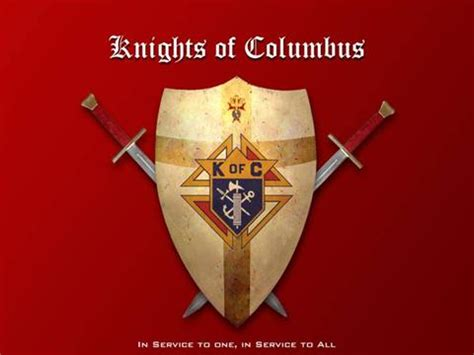 knights of columbus membership card template knights of columbus authorstream