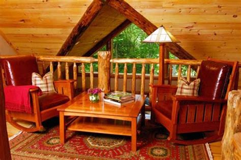 decorating ideas for log cabin home room decorating