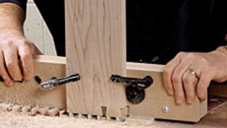 leigh   joinery system finewoodworking