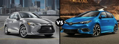 toyota dealer usa differences between scion ia and scion im