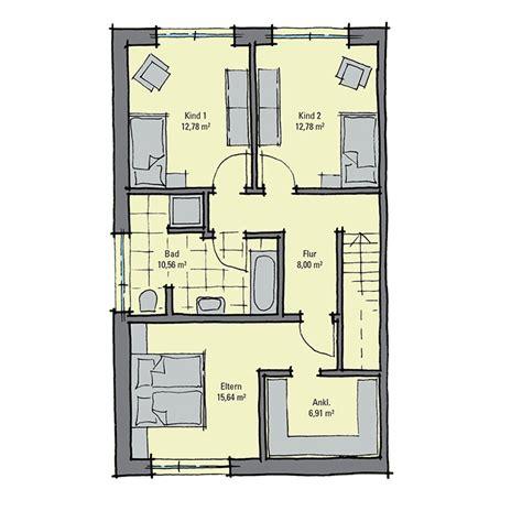 Grundriss Doppelhaus Ebenerdig by Fertighaus Dopplehaus Im Bauhaus Stil Gussek Haus