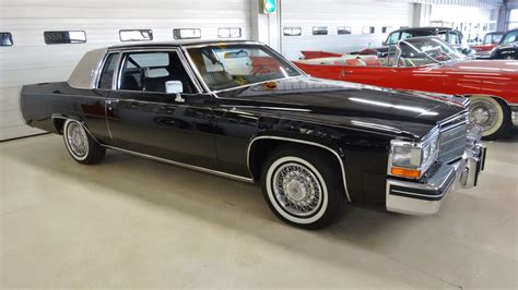 1984 cadillac coupe stock 130357 for sale near