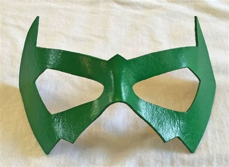 How To Make A Robin Mask Out Of Paper - 17 best images about damian wayne robin mask on