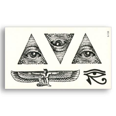 aliexpress egypt aliexpress com buy 2pcs egypt triangle eye wings totem