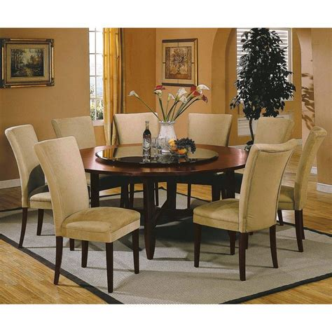 Dining Room Table 72 X 72 Steve Silver Avenue 9 72 Inch Dining Table Set