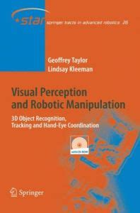 a mathematical introduction to robotic manipulation books visual perception and robotic manipulation 3d object