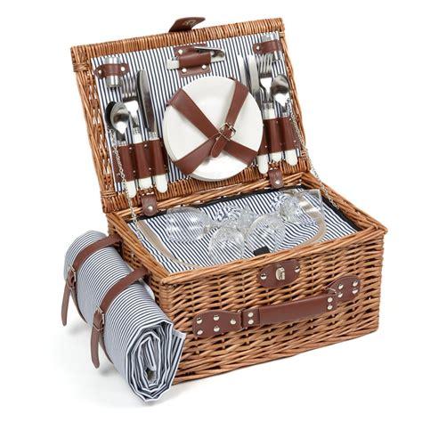 Panier Pique Nique La Chaise Longue by 10 Cadeaux Sous Le Signe De La Gourmandise
