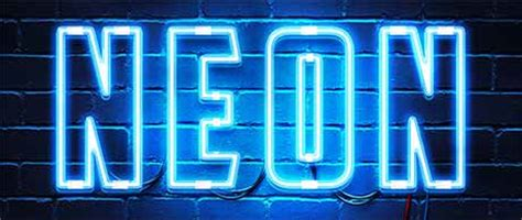 neon design maker photoshop action of the day neon sign maker