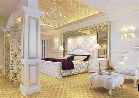 golden furnishers decorators 15 gold fabulous bedroom ideas for good night sleep top