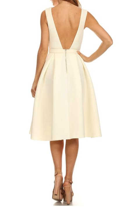 dress ivory line miss avenue ivory a line dress from florida by ellie
