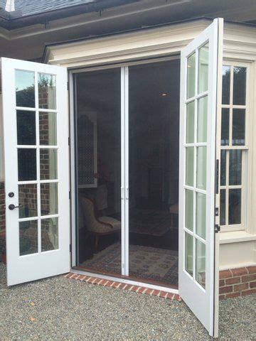 outward swing sliding doors we are seeing more and more homes that feature out